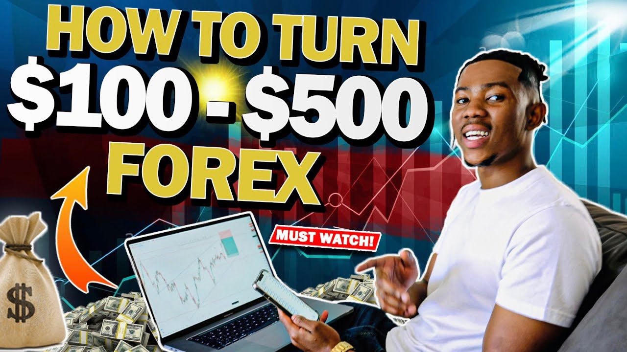 Forex   How to turn $100 to $500 🤑   SWING & SCALP TRADING 2021 (MUST WATCH!!)