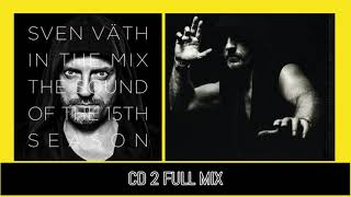 Sven Väth – In The Mix   The Sound Of The 15th Season CD2