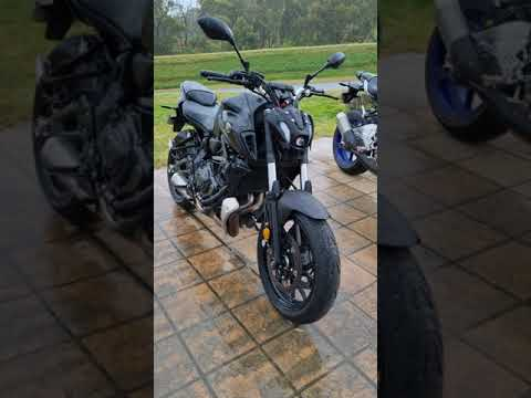 First Look Restyled 2021 Yamaha MT-07 #shorts