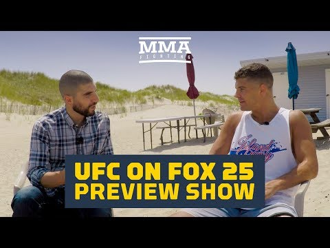 UFC on FOX 25 Preview Show With Al Iaquinta - MMA Fighting