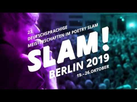 Poetry Slam Berlin 2021