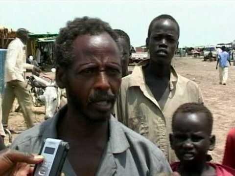 Paul Ndiho  -- Sudan's Abyei Oil Rich Region