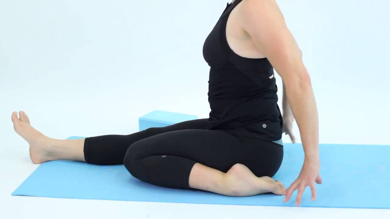 Image result for images of half virasana in yoga
