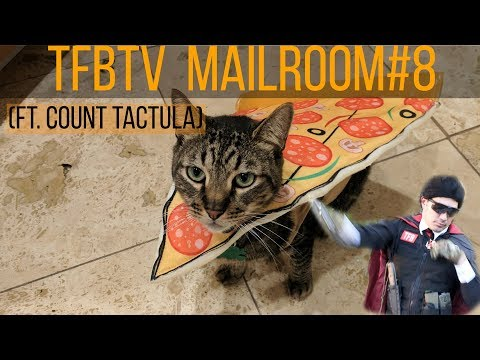 ✉ TFBTV Mailroom 8 ✉ Halloween Special ft. Count Tactula