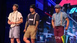 America's Got Talent 2013  Week 1 Auditions - Hype