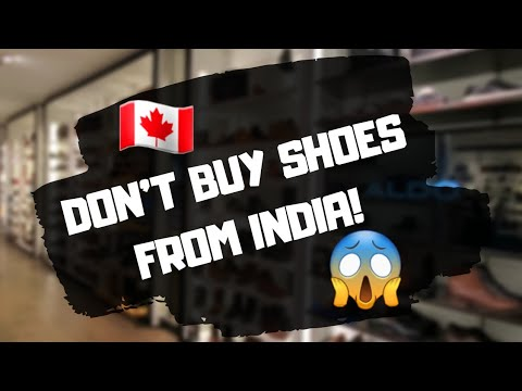 WINTER SHOPPING CANADA | SNOW SHOES
