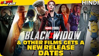 Black Widow : & More Films New Release Dates Confirmed Explained In Hindi