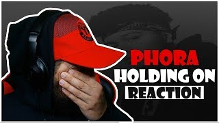 😢😢 REACTION !! 😢😢 Phora - Holding On [Official Music Video]
