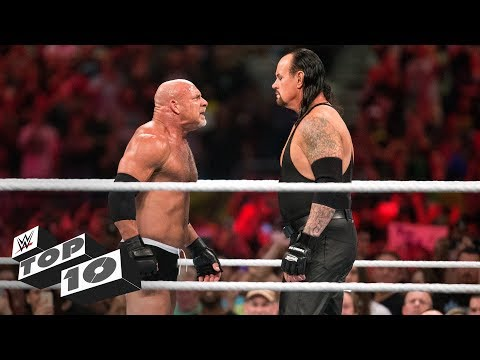 Wildest Royal Rumble Match showdowns: WWE Top 10, Jan. 13, 2