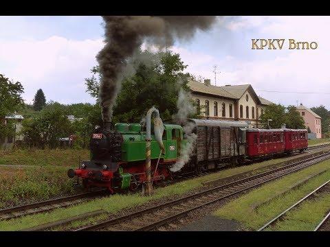 """KPKV Brno - vlak """"Na klíč"""" pro společnost IFE - CR a.s., Bonus: Oprava 555.0186"""