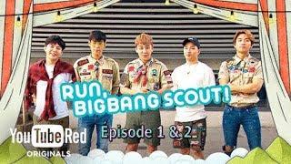[VOSTFR] RUN, BIGBANG SCOUT! EP 1 & 2