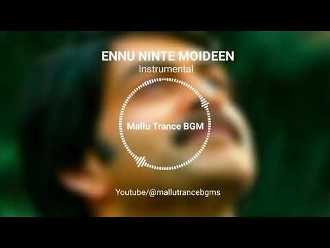 Ennu Ninte Moideen sad bgm / Instrumental /Prithviraj / whatsapp Video status