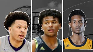 Who Will Be The Number One Pick NBA Draft To Be Chosen in 2021