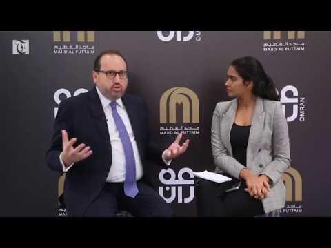 Alain Bejjani, CEO, Majid Al Futtaim – Holding talks about their new real estate project