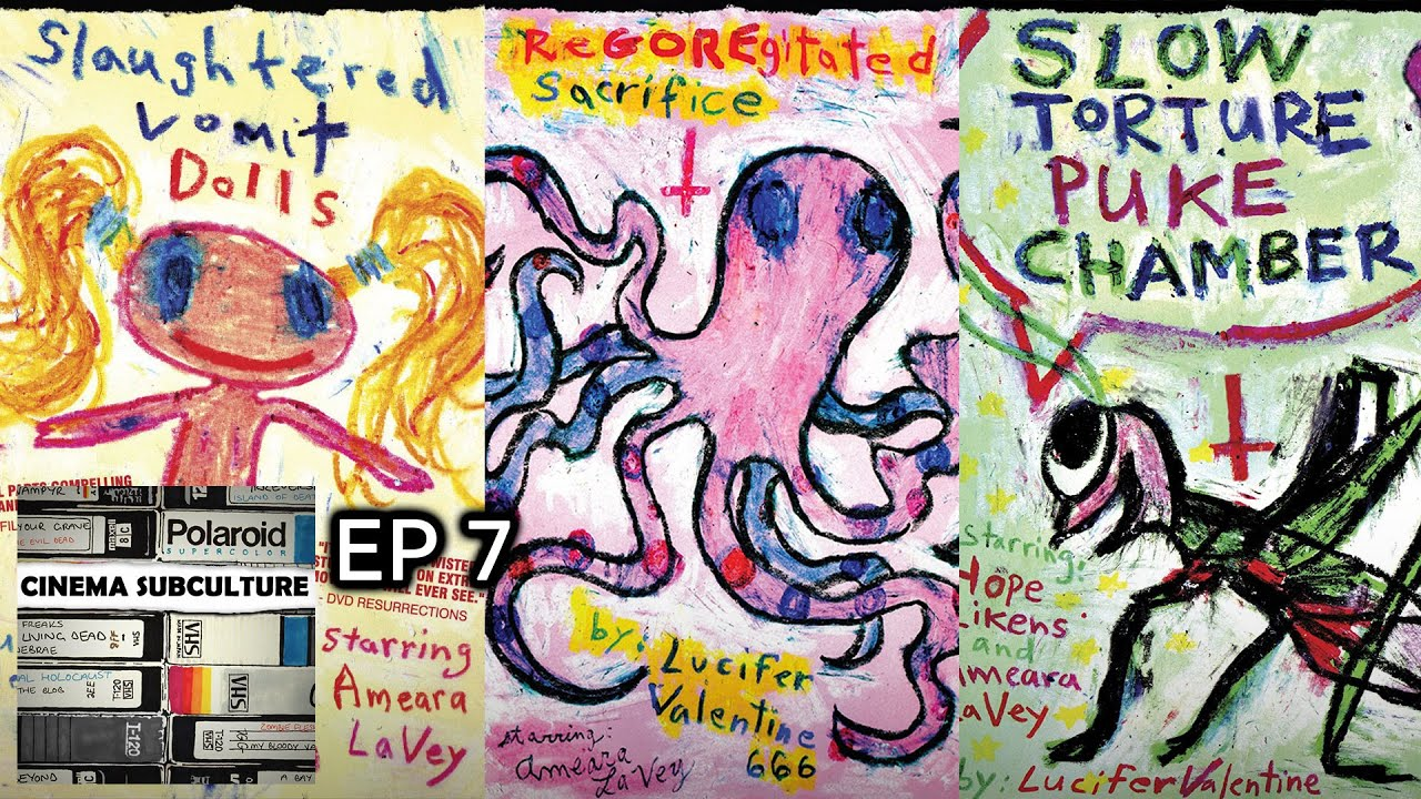 EP 7 - Lucifer Valentines Vomit Gore Trilogy - YouTube