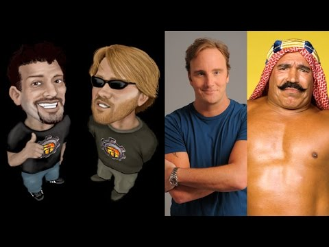 O&A: Jay Mohr Makes The Iron Sheik Walk Out