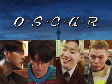 pH-1, Golden, BIG Naughty, Jay Park – Oscar