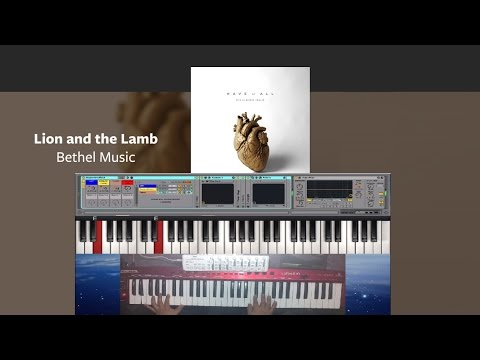 TUTORIAL PIANO Lion and The Lamb - Bethel Patch Omnisphere
