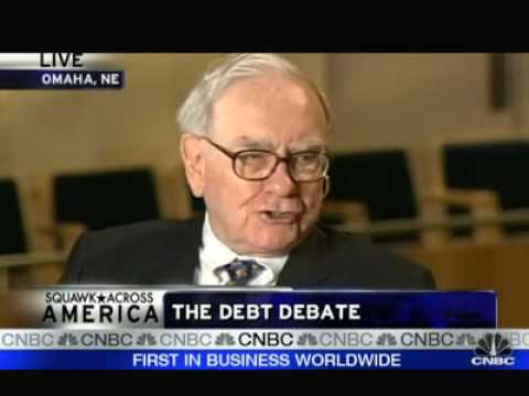 Buffett on Debt