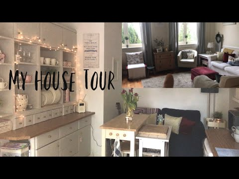 house-tour-|-boho-|-charity-shop-|-coastal-|-upcycled-|-hygge-|-thrifted-home!