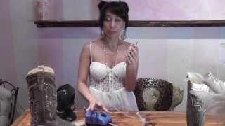 Swarovski Crystal Rhinestone Pick it Up Vacuum Tool Instructional Application Video