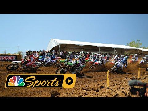 Pro Motocross: 2018 Red Bull Motocross Classic Race Highlights I NBC Sports