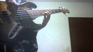 superfly - secret garden bass cover