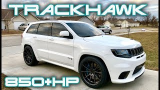 OMG This TrackHawk is so FAST!