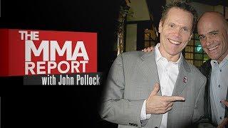 Stephen Quadros on PRIDE FC's 20th Anniversary | The MMA Report with John Pollock