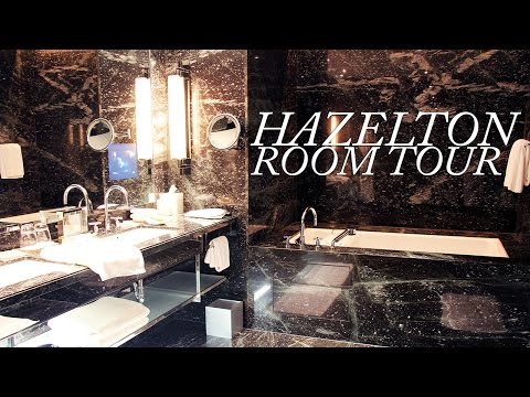 The Hazelton Hotel Toronto Room Tour | Stealingbeauty
