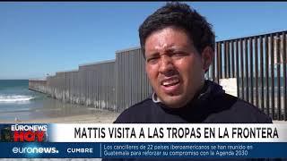 Euronews Hoy: la actualidad 15/11