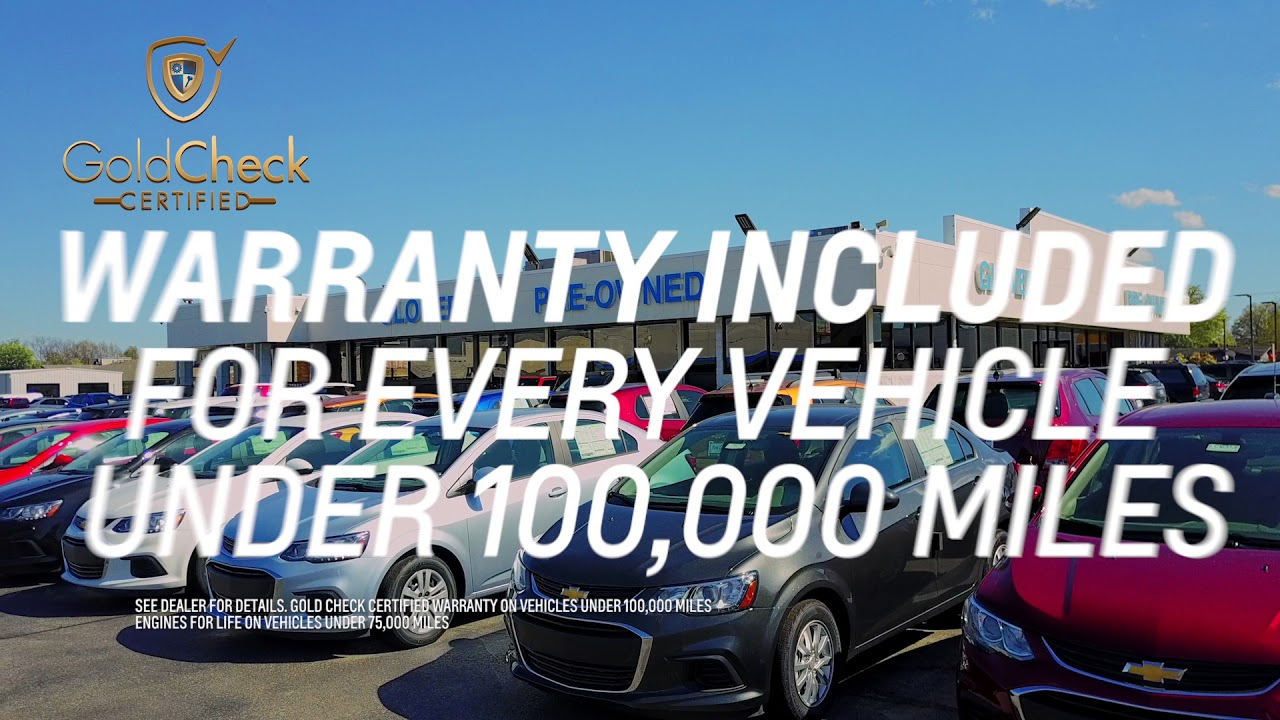 Nice Jim Glover Chevrolet Has Been SOLD! Every PreOwned Must Go!!!