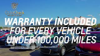 Jim Glover Chevrolet has been SOLD! Every PreOwned Must Go!!!