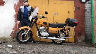 Покупка мотоцикла Восход 3м в 2019