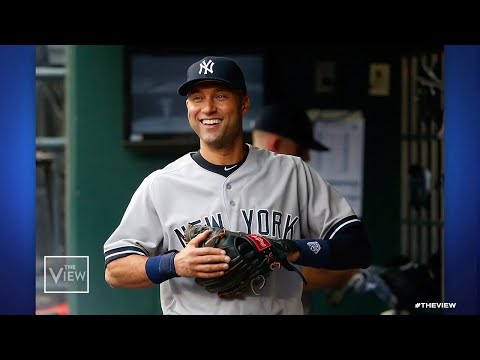 Derek Jeter Elected Into Baseball Hall Of Fame | The View