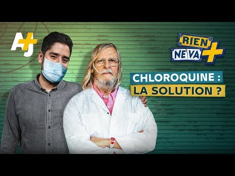 DIDIER RAOULT VS LE CORONAVIRUS   RIEN NE VA +