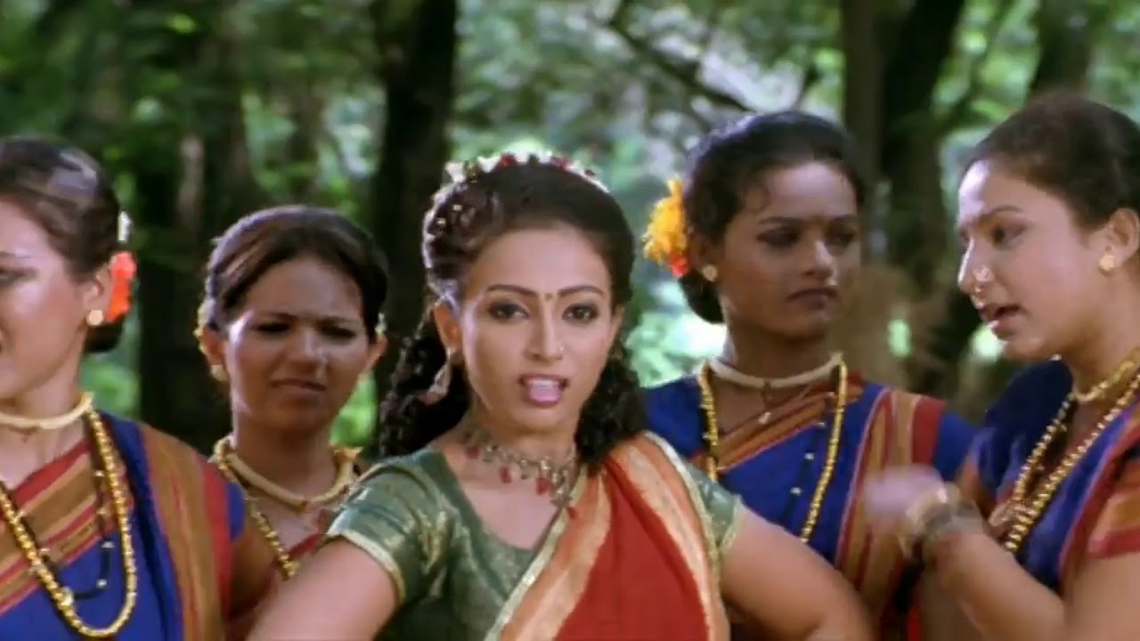 Download Turu Turu Chalu Nako - Anand Shinde , Vaishali Samant Superhit Full Video Song