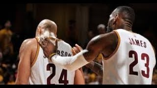 Murder of Richard Jefferson's father in a drive by in Compton, Sep  19 +For King LeBron James