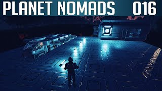 PLANET NOMADS #016 | Landebahn für den Raumgleiter | Let's Play Gameplay Deutsch thumbnail
