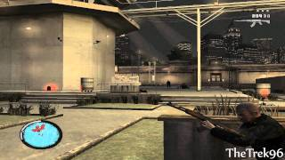 GTA IV The Lost & Damned Gameplay - Killing Billy [PC HD]