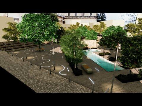 Tutorial Edificius - Come progettare un arredo urbano - ACCA software thumbnail
