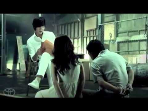 The One And Only Lee Min Ho Toyota Hybrid 2012