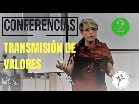 Conferencias TRANSMISIÓN DE VALORES Parte 2