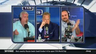Don La Greca GOES OFF On Caller Who Brings Up Mike Francesa's Higher Ratings