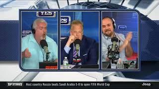 Don La Greca GOES OFF On Caller Who Brings Up Mike Francesa's Higher Ratings