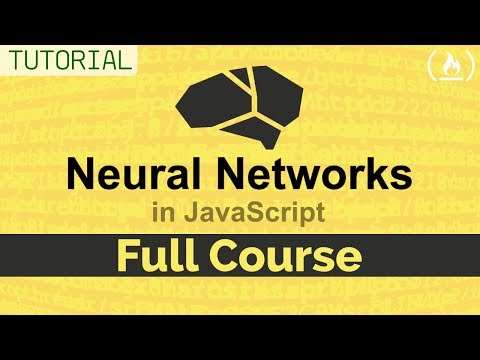 Learn TensorFlow js - Deep Learning and Neural Networks with