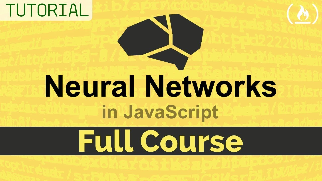 Neural Networks with JavaScript - Full Course using Brain.js