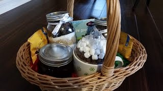 Diy - Easy Last Minute Christmas Gift Ideas!  Apple Butter, Cookie Recipes In A Jar And More!
