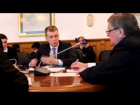 видео: Презентация Студсоюза 26.09.12