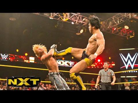Hideo Itami vs. Tyler Breeze: WWE NXT, May 6, 2015